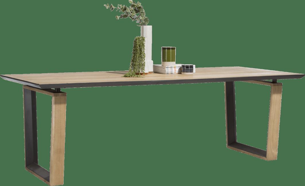 Henders and Hazel - Pedro - Natuurlijk - eetkamertafel 180 x 100 cm
