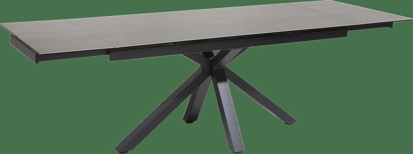 Henders and Hazel - Multi - uitschuiftafel 170 (+ 2x40) x 90 cm