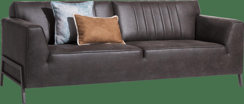 Henders & Hazel - Zembla - Industrie - Sofas - 3-sitzer