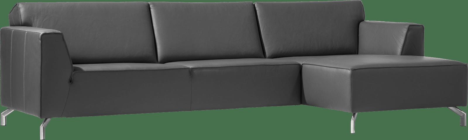 Henders & Hazel - Novara - Moderne - Canapés - 3-places + m ridienne droit