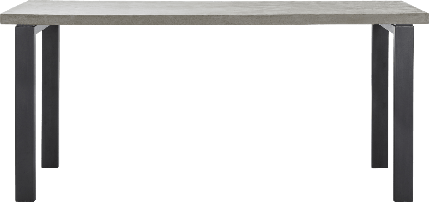 XOOON - Toro - Industrieel - bartafel 250 x 90 cm (hoogte: 92 cm)