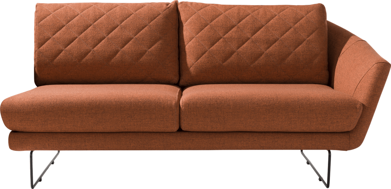 XOOON - Akron - Skandinavisches Design - Sofas - 2.5-sitzer armlehne rechts