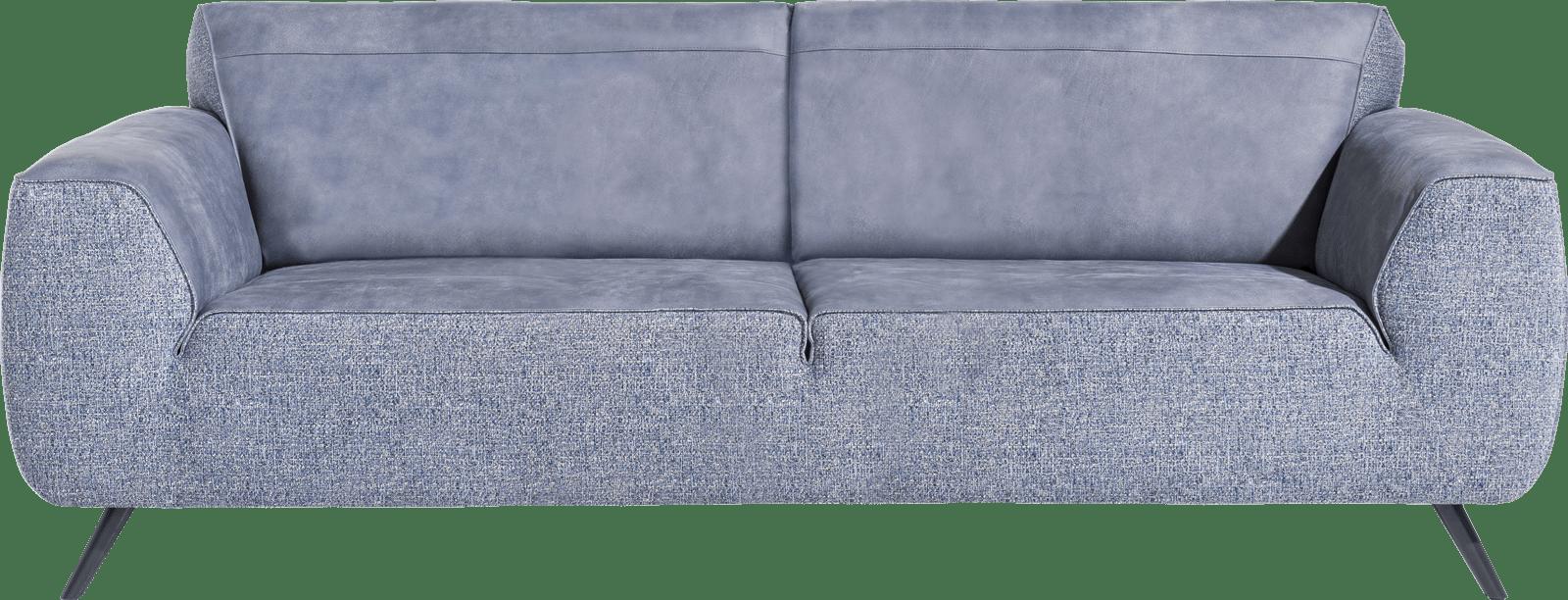 XOOON - Lima - Minimalistisches Design - Sofas - 3-sitzer