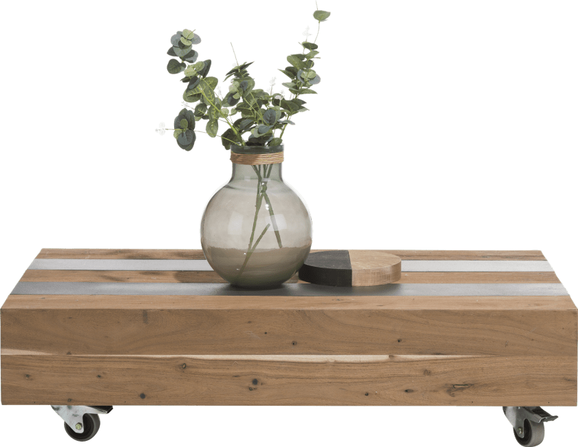 XOOON - Lanai - Industriel - table basse 120 x 70 cm