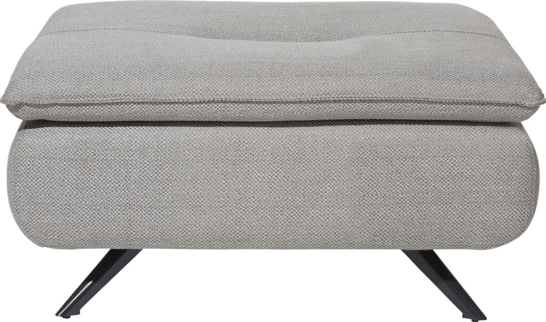 XOOON - Odense - Design minimaliste - Toutes les canapés - pouf petite - 60 x 80 cm