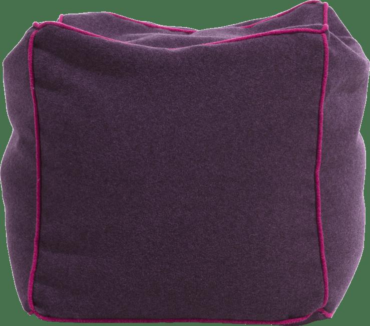 XOOON - Coco Maison - pouf alaska 40 x 40 cm