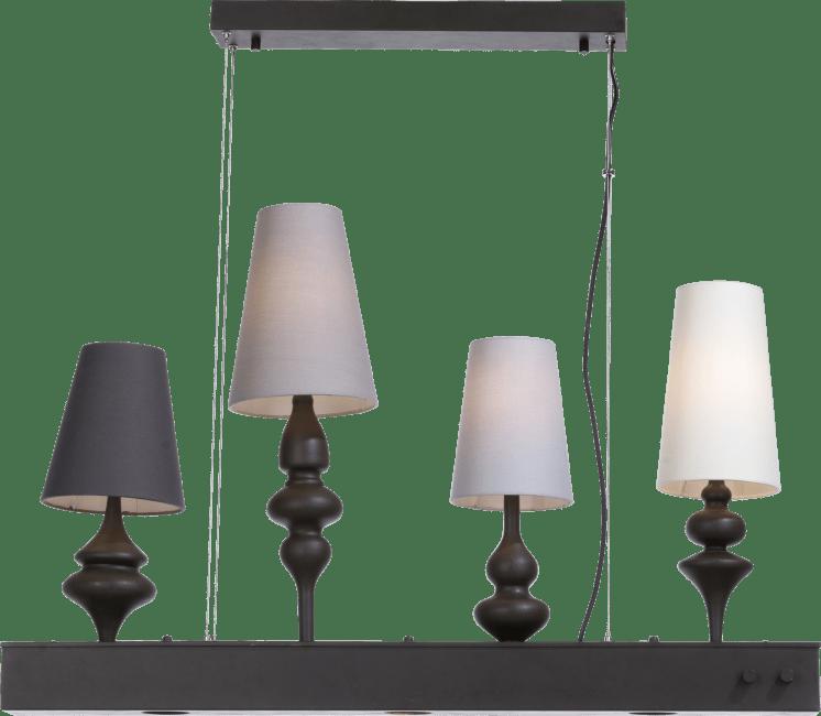 Happy@Home - Coco Maison - lenny hanglamp 4*e14