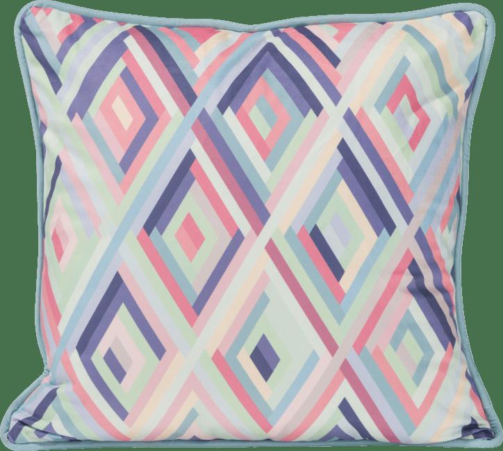 Happy@Home - Coco Maison - mozaik kussen 45x45cm