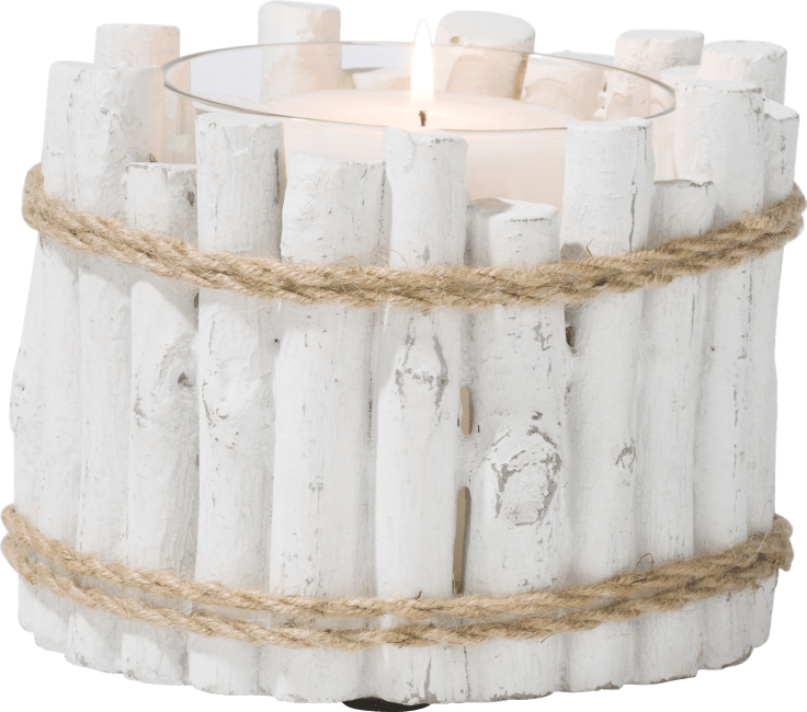 XOOON - Coco Maison - pierre candle holder s h15cm