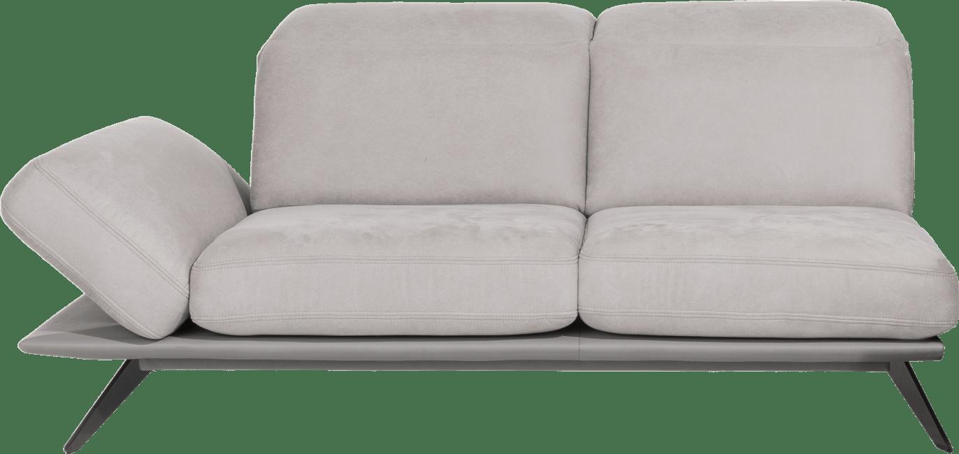 XOOON - Paxos - Design minimaliste - Toutes les canapés - 2.5-places accoudoir gauche