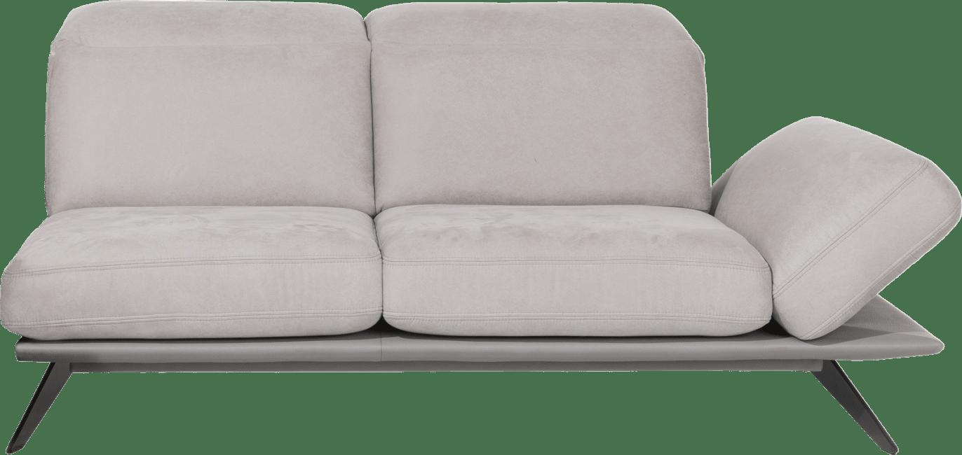 XOOON - Paxos - Design minimaliste - Canapes - 2.5-places accoudoir droite