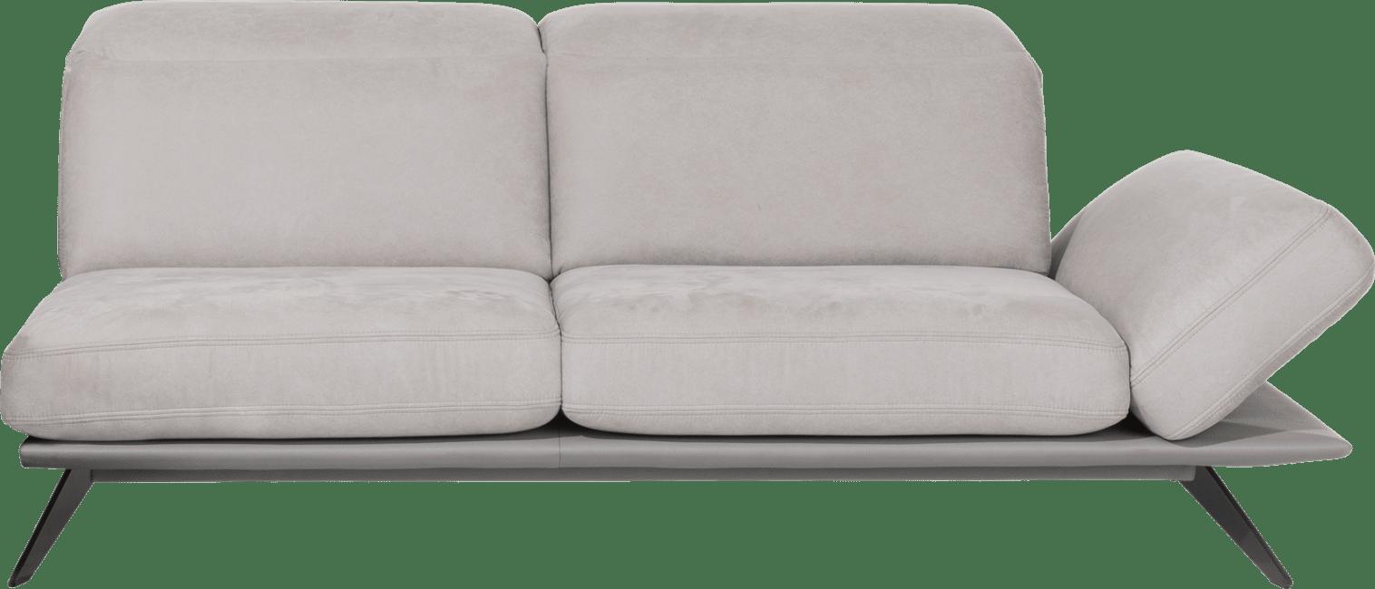 XOOON - Paxos - Minimalistisch design - Salons - 3-zits arm rechts
