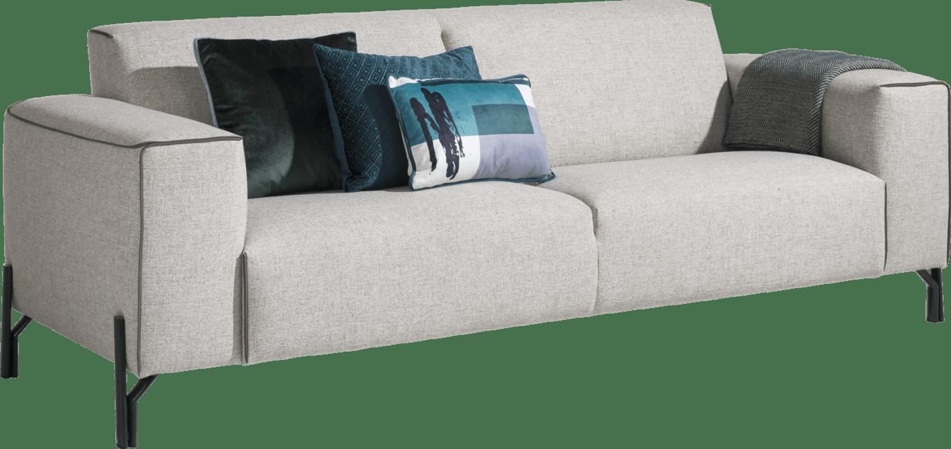 XOOON - Prizzi - Design minimaliste - Toutes les canapés - 3-places