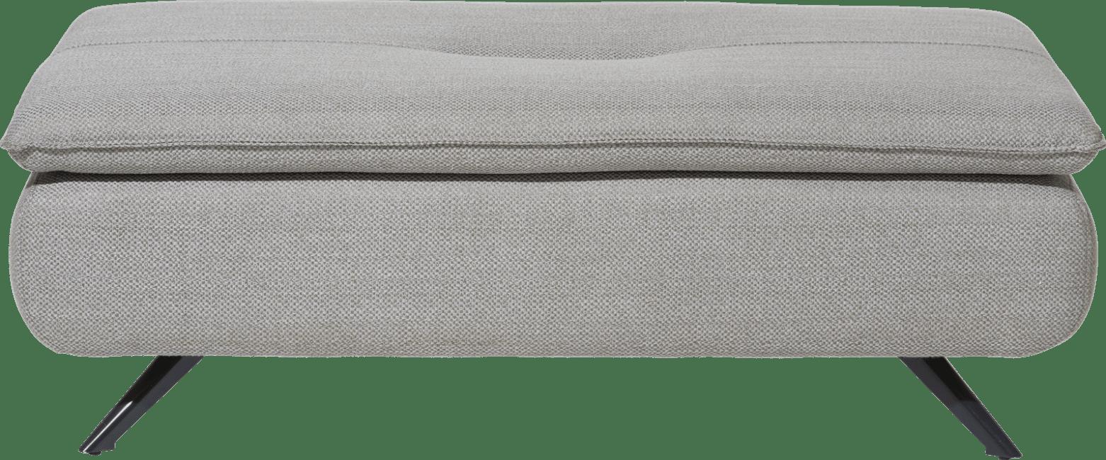 XOOON - Odense - Design minimaliste - Toutes les canapés - pouf grande - 60 x 120 cm