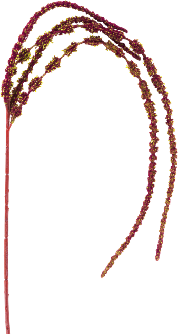XOOON - Coco Maison - amaranthus spray artificial flower h110cm