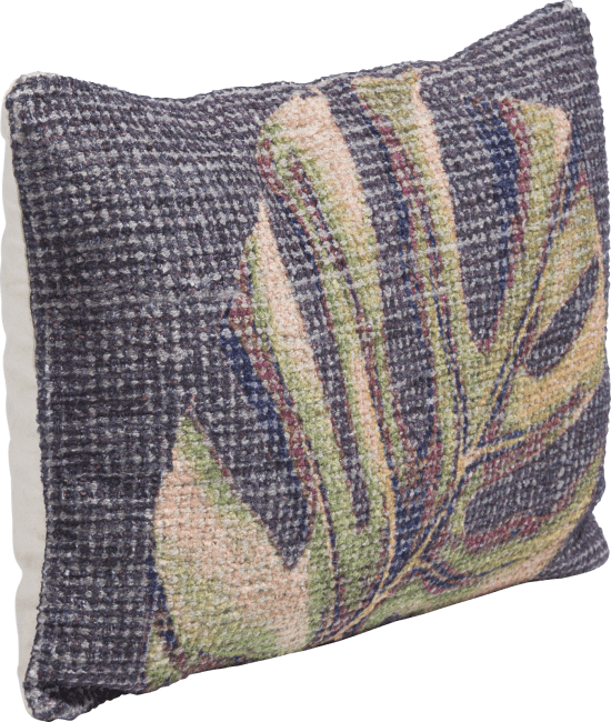 XOOON - Coco Maison - leafy cushion 30x50cm