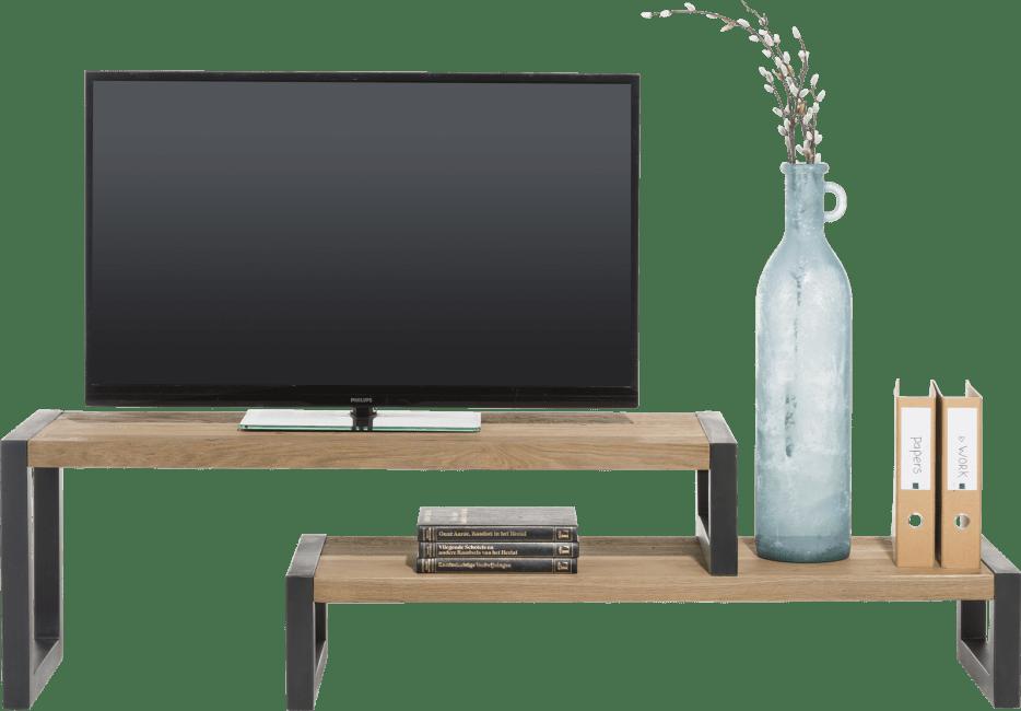 Happy@Home - Brooklyn - Industrieel - tv-rek set - 187 cm