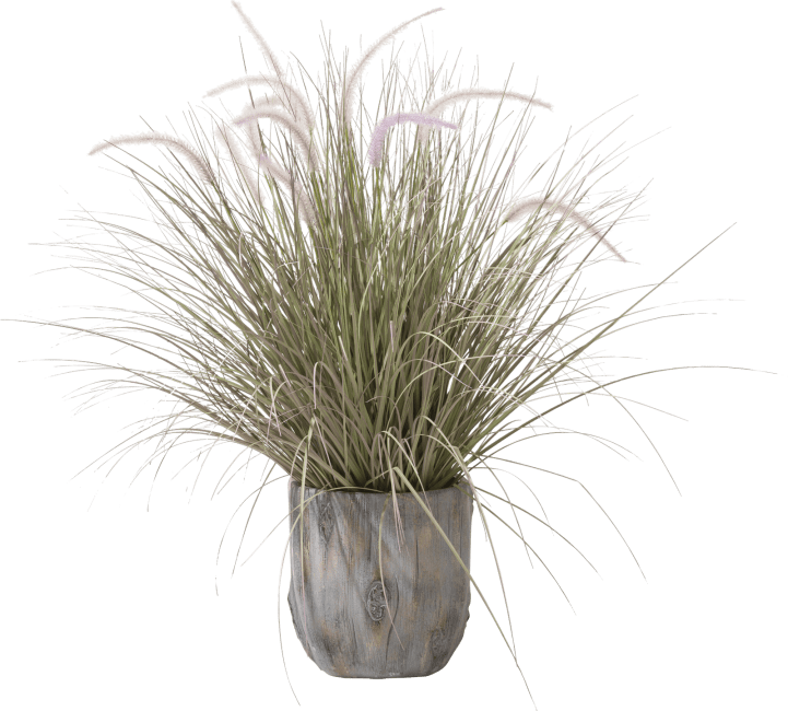 Happy@Home - Coco Maison - grass pennisetum kunstplant h86cm