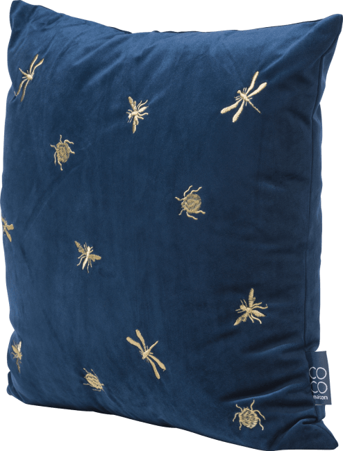 XOOON - Coco Maison - bee friends coussin 45x45cm