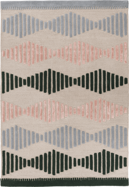 XOOON - Coco Maison - bridges rug 160x230cm