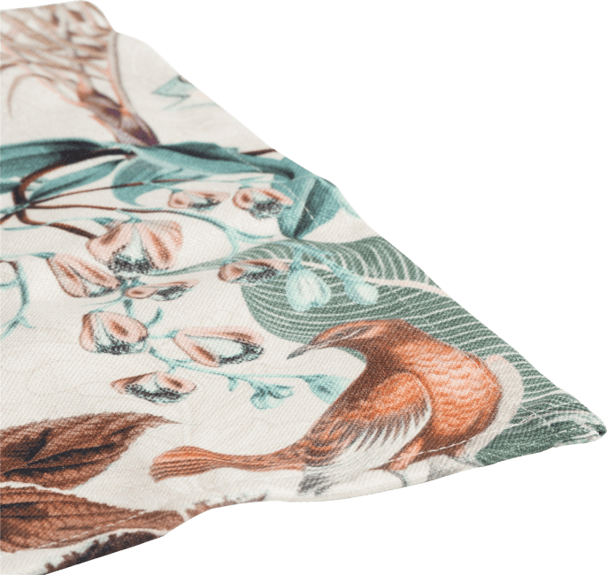 XOOON - Coco Maison - summer jungle set of 4 placemats