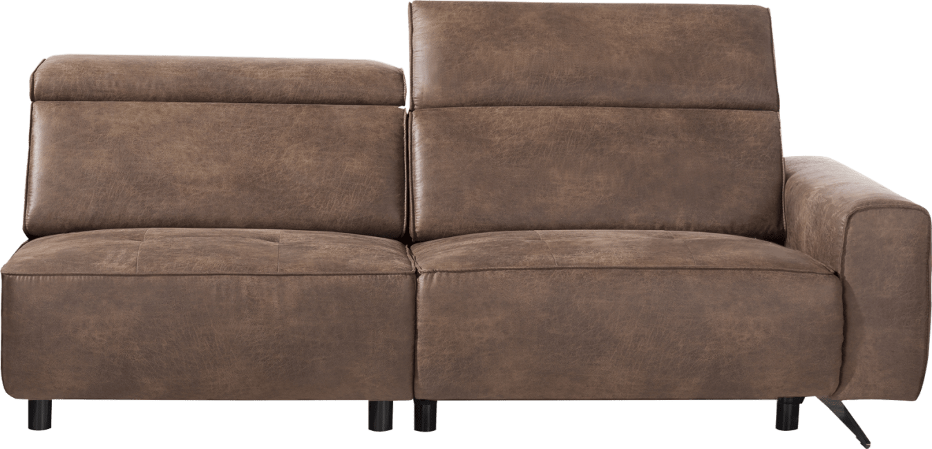 XOOON - Torbay - Industriel - Toutes les canapés - 3-places accoudoir droit