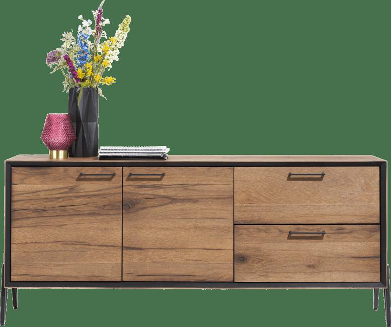 Happy@Home - Janella - Modern - dressoir 180 cm - 2-deuren + 2-laden