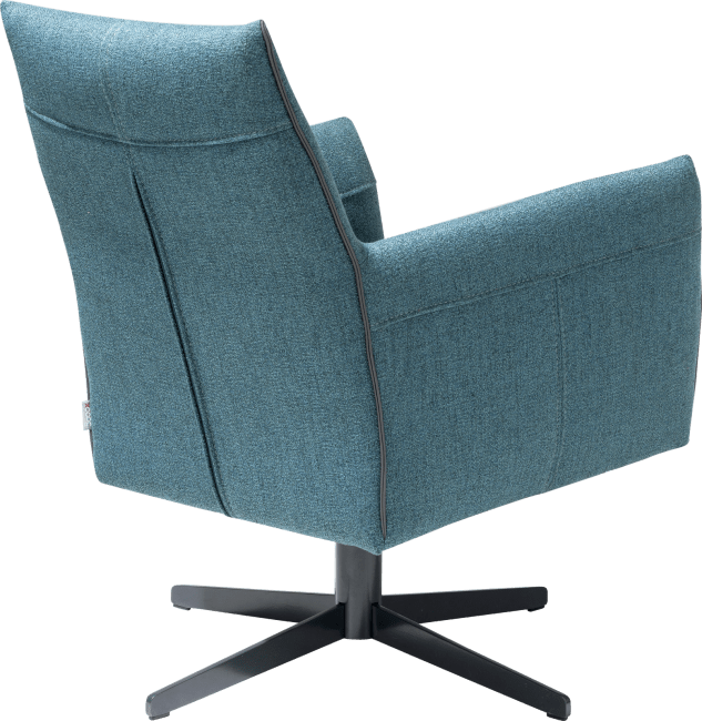XOOON - Meltina - Minimalistic design - easy chair - low back