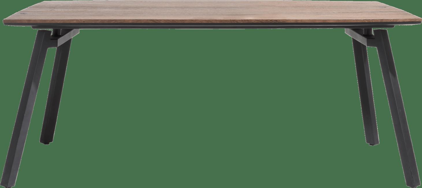 XOOON - Halmstad - Scandinavisch design - eetkamertafel 220 x 100 cm