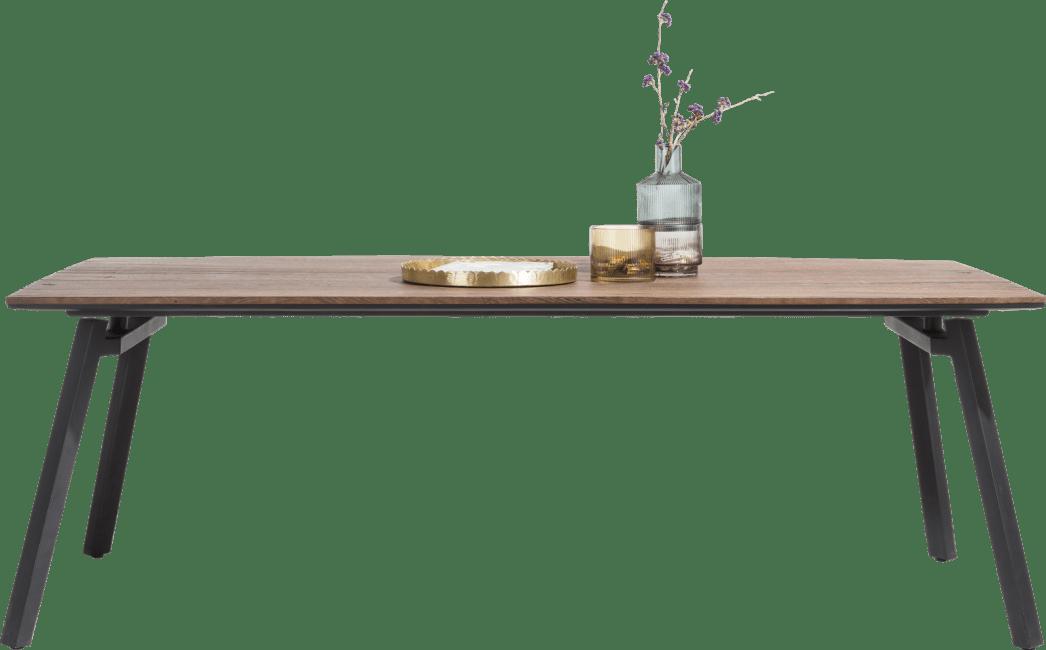 XOOON - Halmstad - Scandinavisch design - eetkamertafel 250 x 100 cm