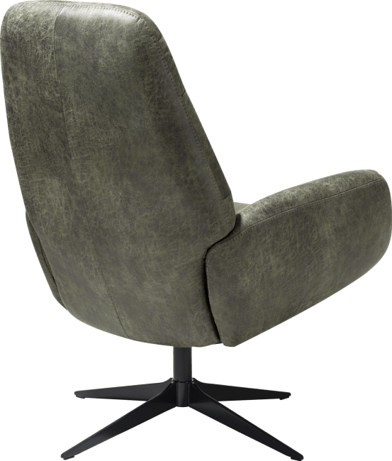 H&H - Archi - Industriel - fauteuil - dossier haut