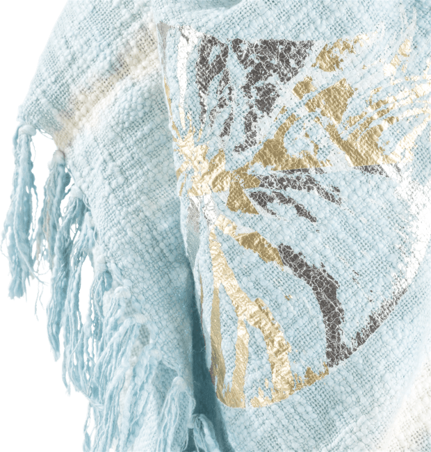 XOOON - Coco Maison - sea throw throw 130x170cm