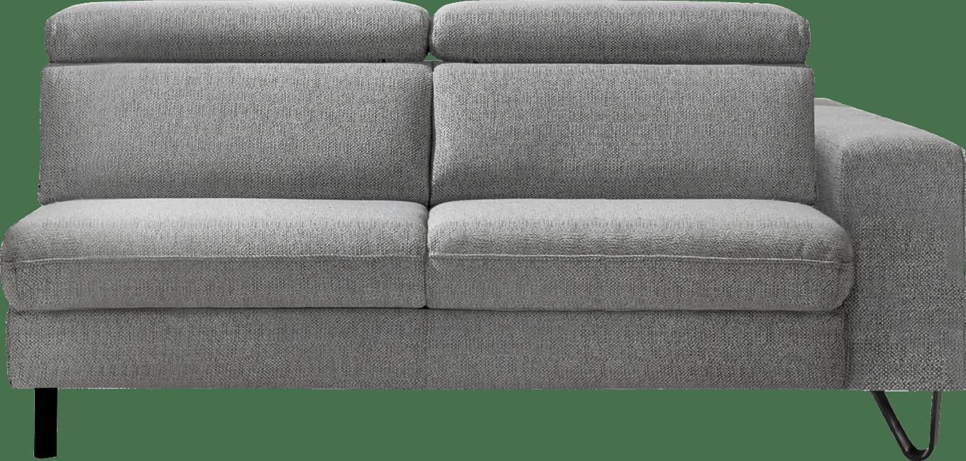 XOOON - Urban - Industriel - Toutes les canapés - 3-places accoudoir droite