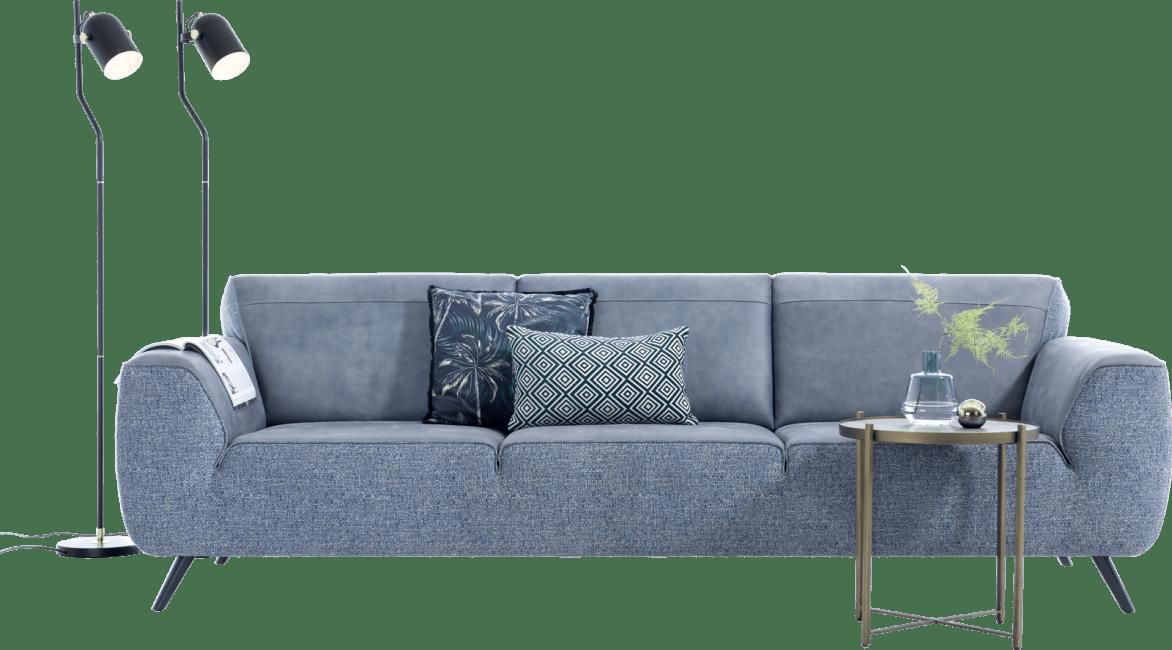 XOOON - Lima - Minimalistisches Design - Sofas - 4-sitzer