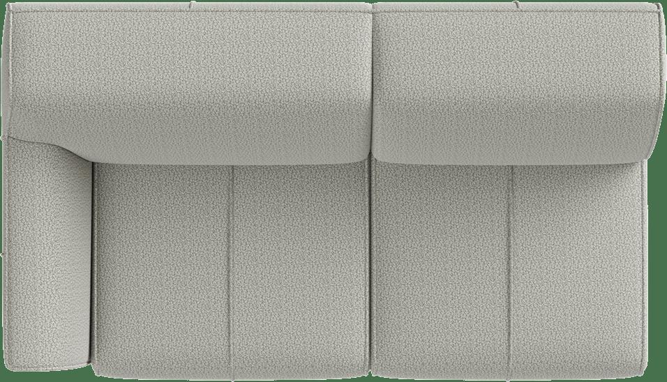 XOOON - Malaga - Sofas - 2.5-sitzer armlehne links