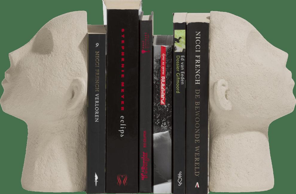 Happy@Home - Coco Maison - espen set van 2 boekensteunen