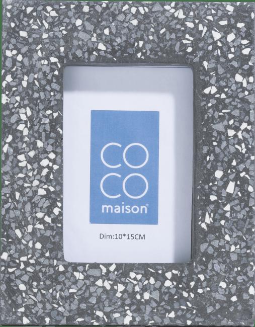 Happy@Home - Coco Maison - terrazzo fotolijst m 18x23cm
