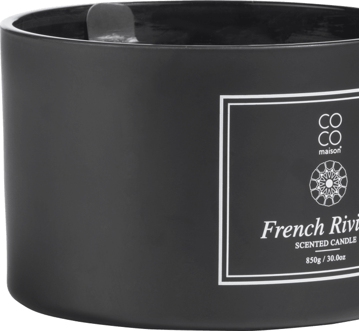 XOOON - Coco Maison - scented candle xl french riviera
