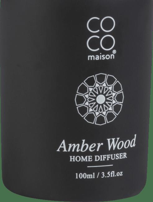 XOOON - Coco Maison - amber wood aroma diffuser 100ml