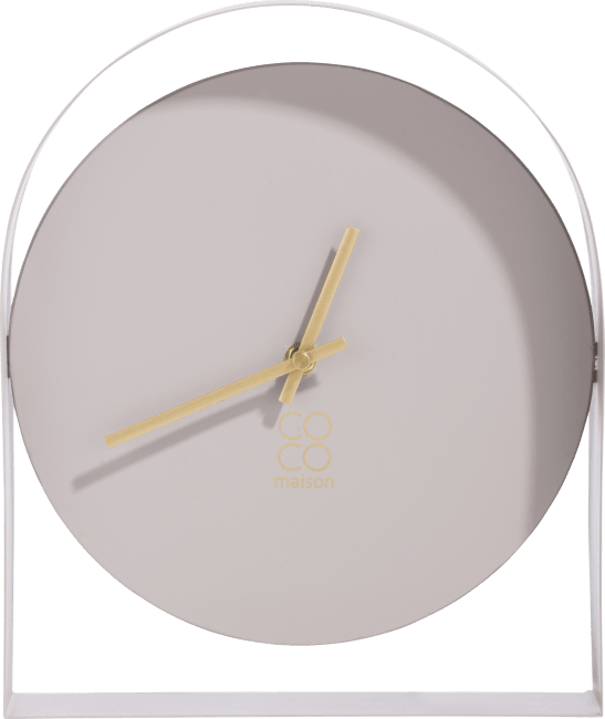 XOOON - Coco Maison - jayden table clock 30x25cm