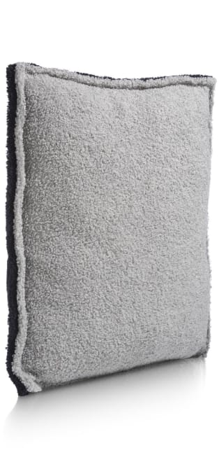 Happy@Home - Coco Maison - fluffy grey kussen 45x45cm