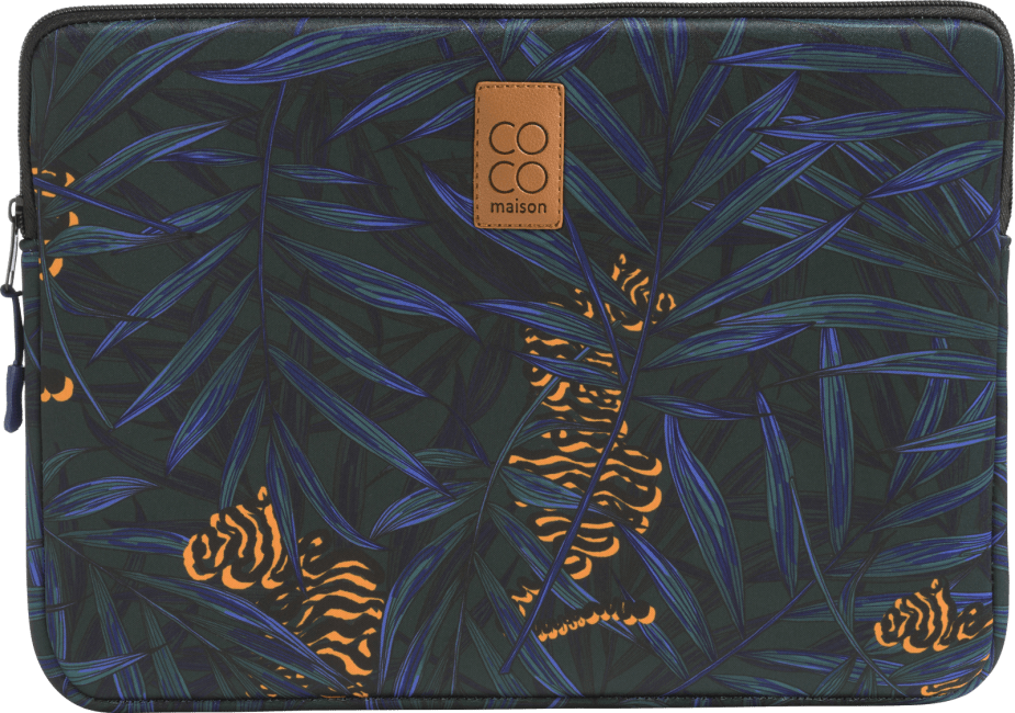 XOOON - Coco Maison - tiger laptop cover 13inch