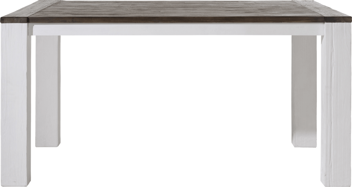 Happy@Home - Deaumain - eetkamertafel 160 x 90 cm
