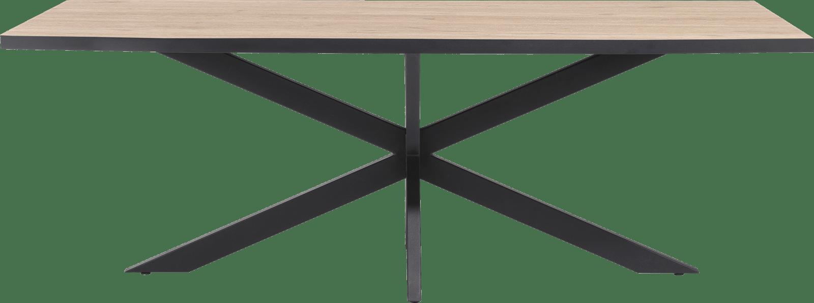Henders & Hazel - Avalox - Industrie - tisch 230 x 98 cm