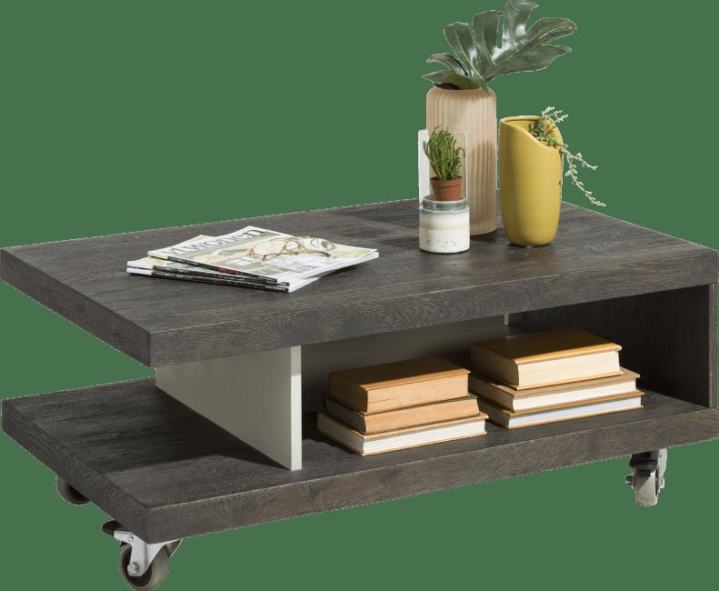 Henders and Hazel - Montpellier - Modern - salontafel 100 x 60 cm - rechthoekig