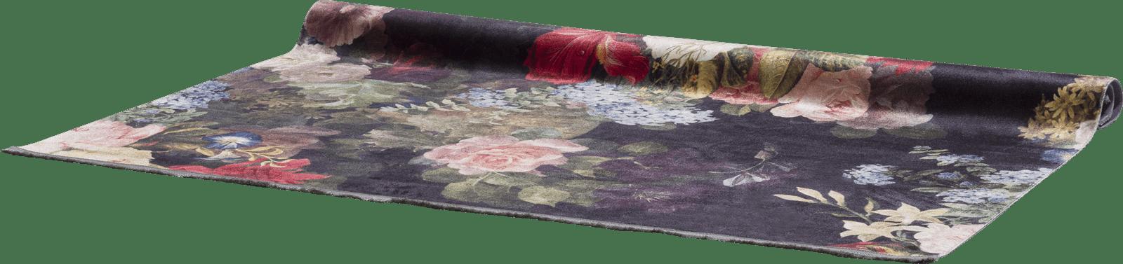 XOOON - Coco Maison - velvet bouquet rug 160x230cm