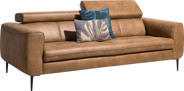 XOOON - Talisman - Skandinavisches Design - Sofas - 3.5-sitzer