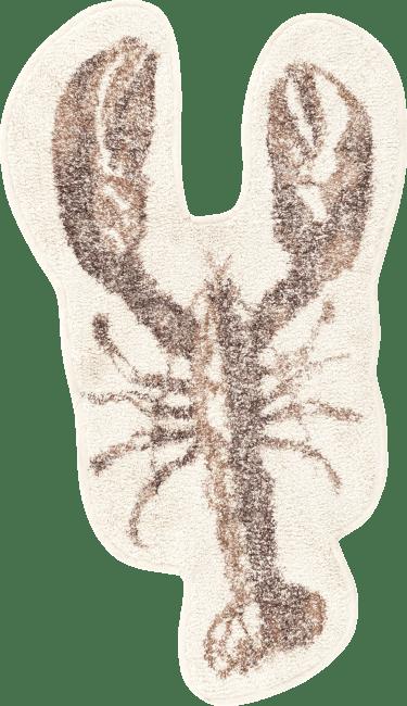 XOOON - Coco Maison - lobster rug 65x115cm