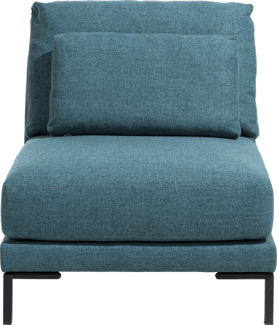 XOOON - Toledos - Design minimaliste - Canapes - 1-places sans accoudoirs - 80 cm