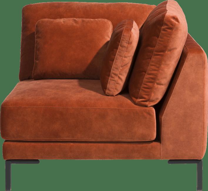 XOOON - Toledos - Design minimaliste - Toutes les canapés - partie d'angle
